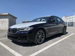 Новосибирск BMW 5-Series 2021
