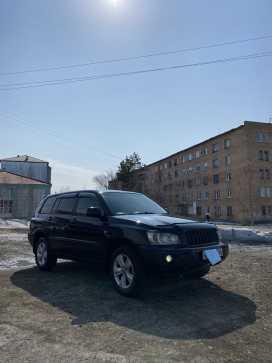 Спасск-Дальний Kluger V 2005