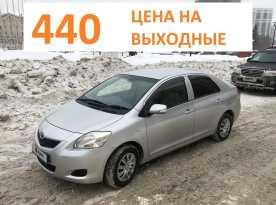 Новосибирск Toyota Belta 2012