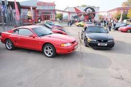 Москва Mustang 1995