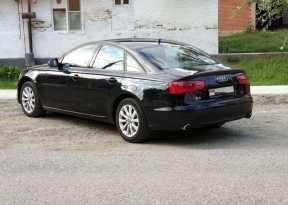 Верхний Наур Audi A6 2011