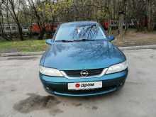 Москва Vectra 2000
