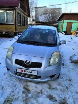Якутск Vitz 2005