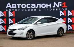 Уфа Elantra 2013