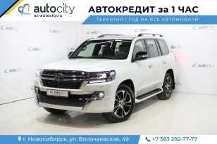 Новосибирск Land Cruiser 2020