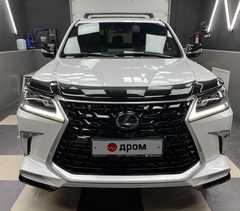 Бердск Lexus LX450d 2018