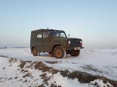 Месягутово УАЗ 469 1985