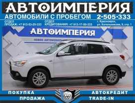 Красноярск ASX 2012