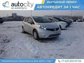 Владивосток Nissan Note 2015