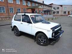 Абакан 4x4 2121 Нива 2003