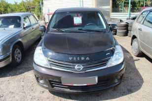 Воронеж Nissan Tiida 2011