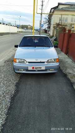 Зеленчукская 2114 Самара 2007