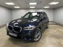 Москва BMW X3 2021