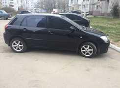 Калуга Corolla 2007