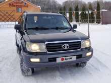 Москва Land Cruiser 2006