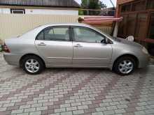Приморско-Ахтарск Corolla 2002