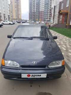 Воронеж 2114 Самара 2008