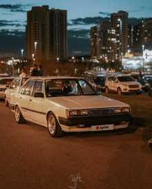 Москва Carina 1988
