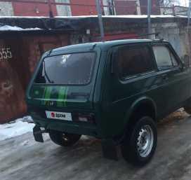 Воронеж 4x4 2121 Нива 1986