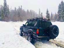 Новороссийск Land Cruiser 1993