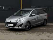 Москва Mazda5 2012