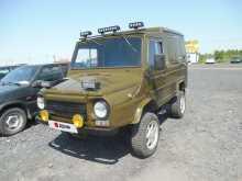 Шахты ЛуАЗ-969 1988