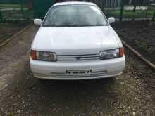 Краснодар Corolla II 1995