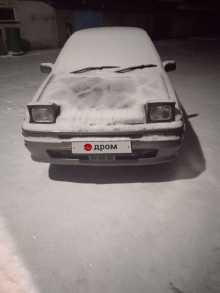 Тогучин Corolla II 1989