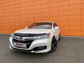 Иркутск Honda Accord 2014