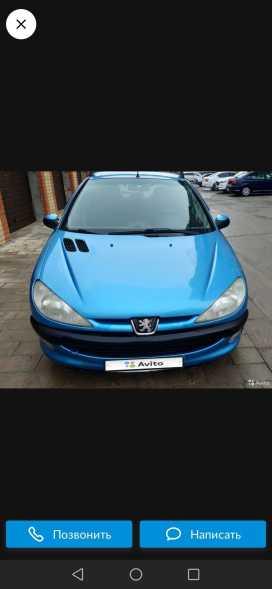 Элиста Peugeot 206 2001
