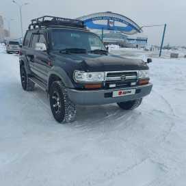 Хабаровск Land Cruiser 1993