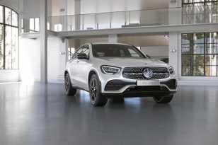 GLC Coupe 2021