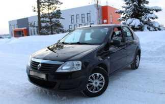 Нижний Новгород Renault Logan 2011