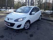 Красноярск Mazda2 2011