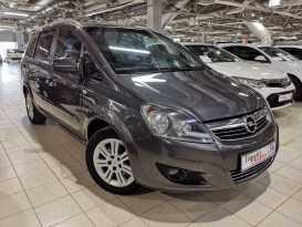 Оренбург Opel Zafira 2012