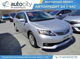 Владивосток Toyota Allion 2012