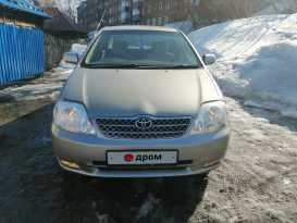 Прокопьевск Corolla 2000