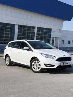 Сургут Ford Focus 2017