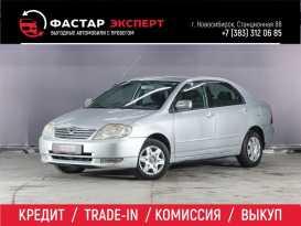 Новосибирск Corolla 2003