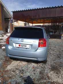 Ижевск Corolla Runx 2005