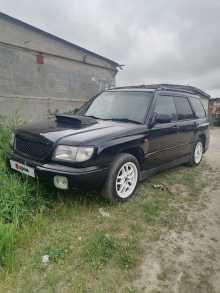 Берёзовский Forester 1997
