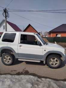 Уфа Pajero Mini 2000
