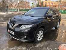 Москва X-Trail 2015