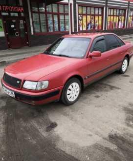 Ростов Audi 100 1991