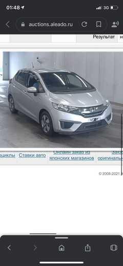 Владивосток Honda Fit 2014
