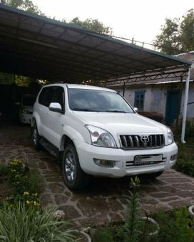 Благодарный Land Cruiser Prado