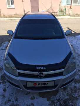 Красногвардейское Astra 2007
