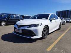 Иркутск Toyota Camry 2018