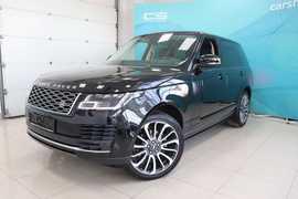 Стерлитамак Range Rover 2018