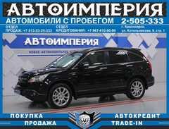 Красноярск CR-V 2007